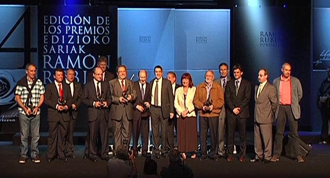 IV Premios Ramón Rubial [1:12]