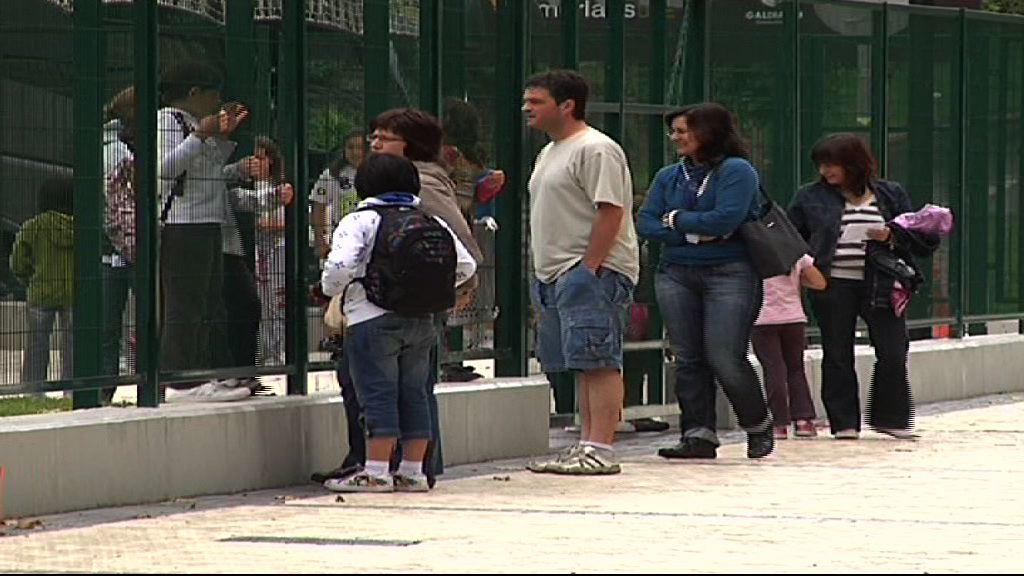 33 menores vascos sufrieron acoso escolar durante el curso pasado [1:12]