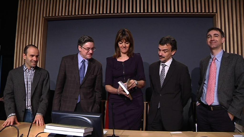 """""""Pluralidades latentes"""", un libro sobre el proceso de diversificación religiosa en Euskadi [39:50]"""