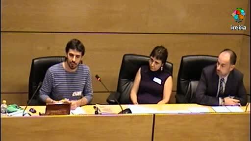 Jornada sobre evaluación de políticas públicas. 1ª parte [93:40]
