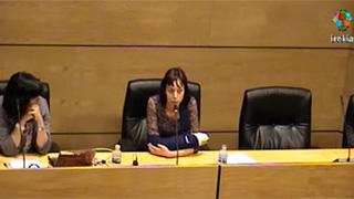 Jornada sobre evaluación de políticas públicas. 3ª parte [168:17]