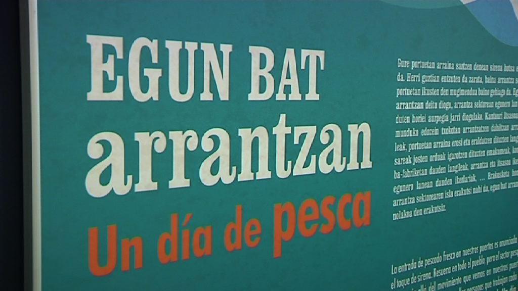 El sector de la pesca al alcance de los vecinos de Portugalete [6:07]