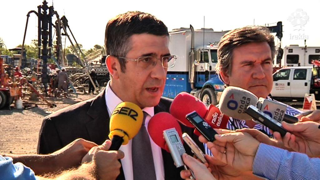 Euskadi encuentra gas no convencional para autoabastecerse 60 años [7:32]
