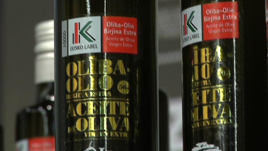 La recuperación del olivar y el aceite de oliva virgen extra con Eusko Label abren grandes oportunidades para el sector agrario vasco [4:48]
