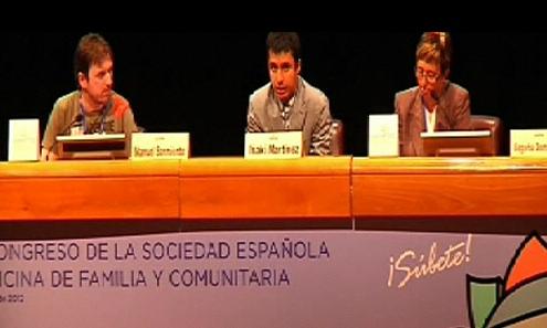XXXII Congreso de la Sociedad Española de Medicina de Familia y Comunitaria (semFYC) (jueves. salaA1), niños en AP [61:54]