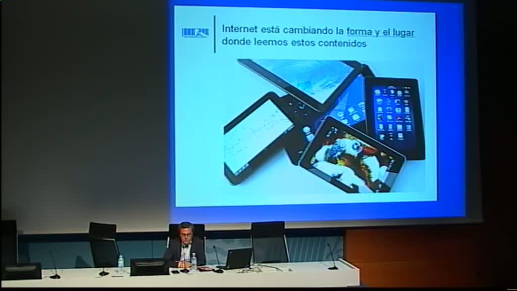 Conferencia sobre el préstamo online de libros digitales [104:05]