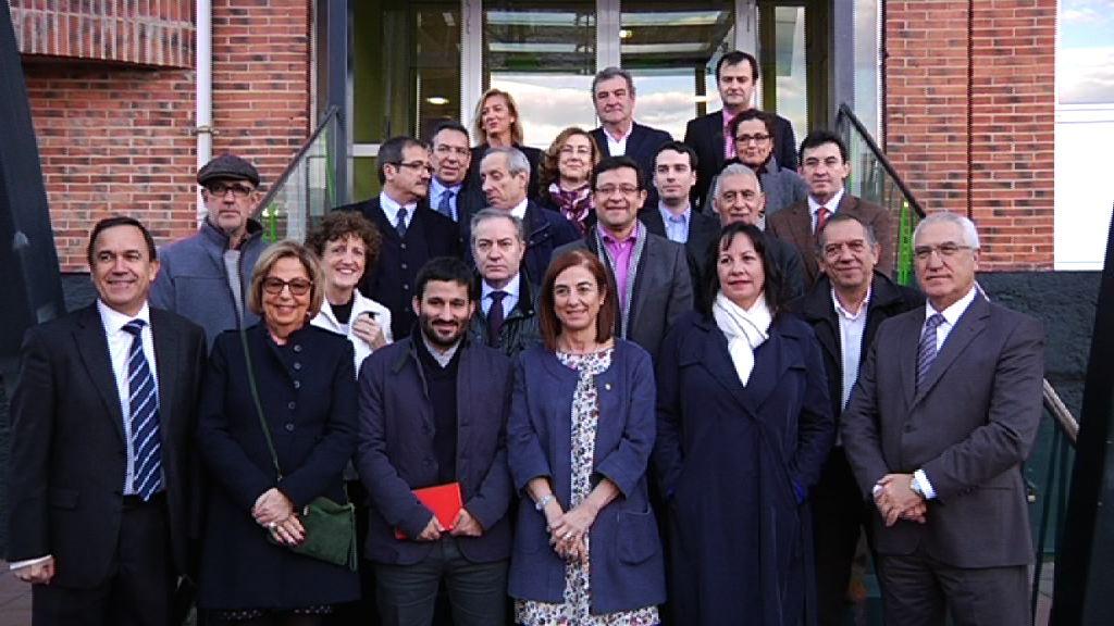 Resultado de imagen de La comisión Europea visita Euskadi para conocer el modelo vasco de FP