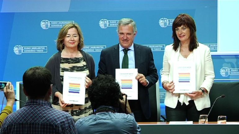 El Gobierno Vasco publica una Guía de Atención Integral a las Personas Transexuales, para avanzar en el reconocimiento de sus derechos y la no discriminación por identidad de género