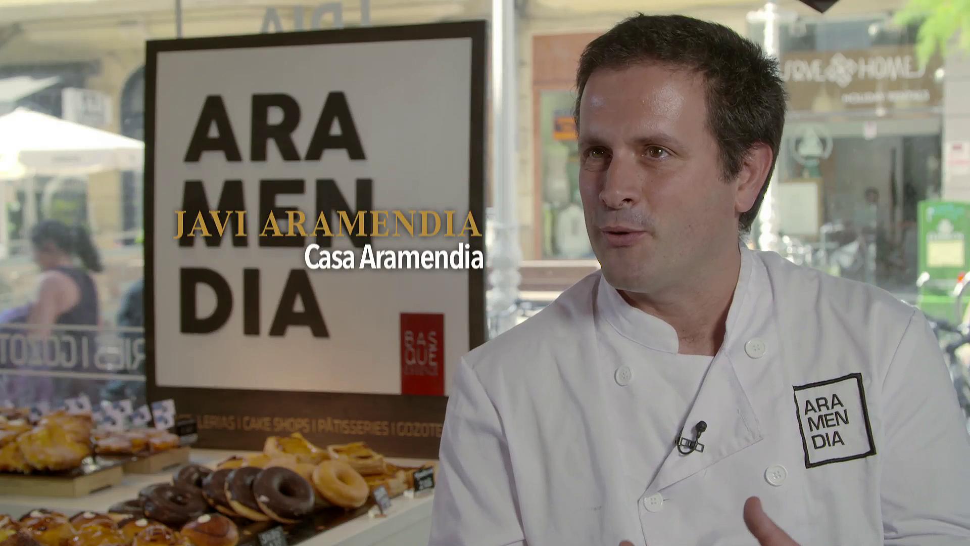 Premios Comercio y Turismo 2016. Casa Aramendia - Javier Aramendia