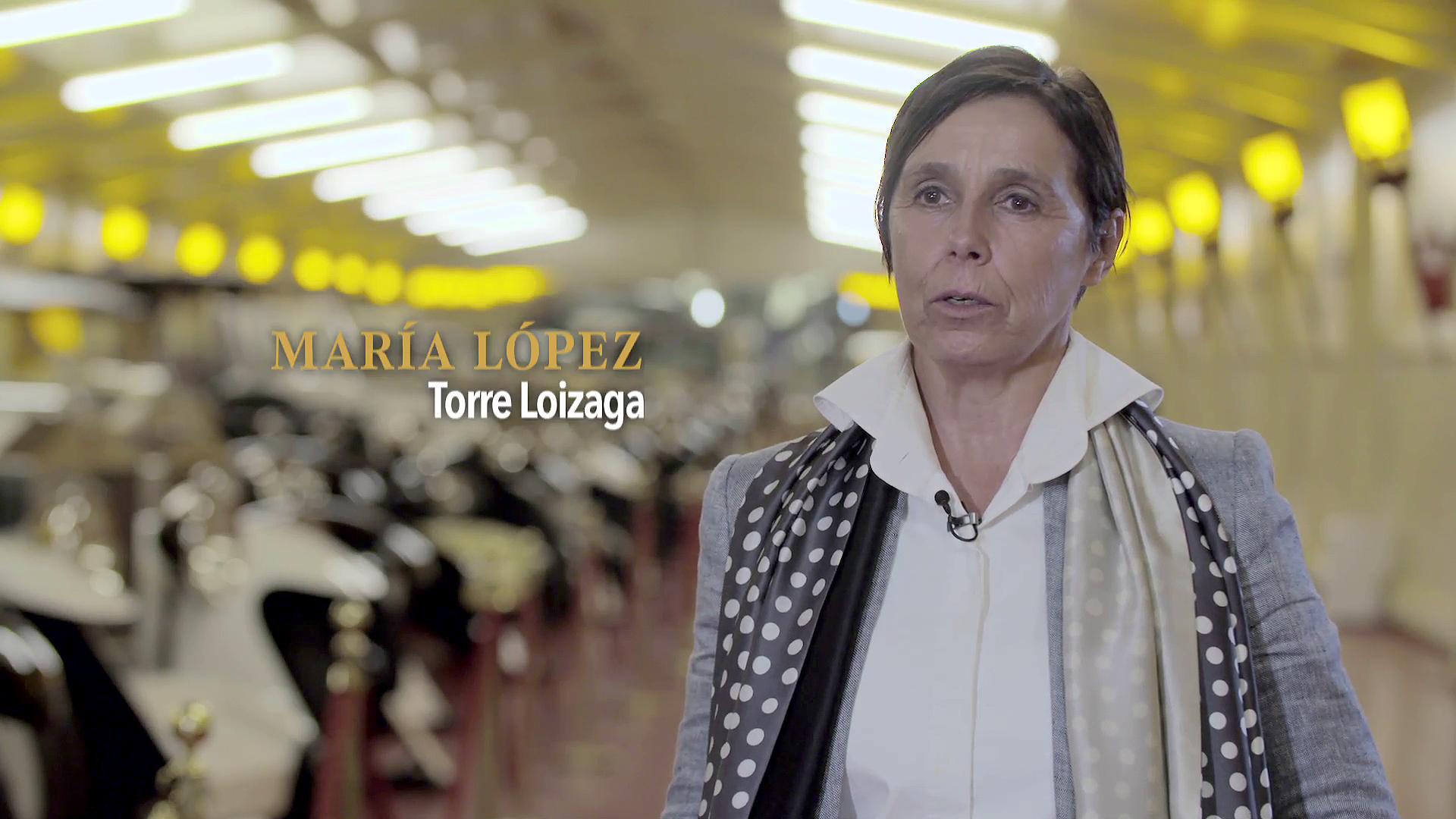 Premios Comercio y Turismo 2016. Torre Loizaga - María López