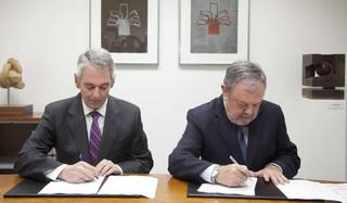 Firma acuerdo presupuestos