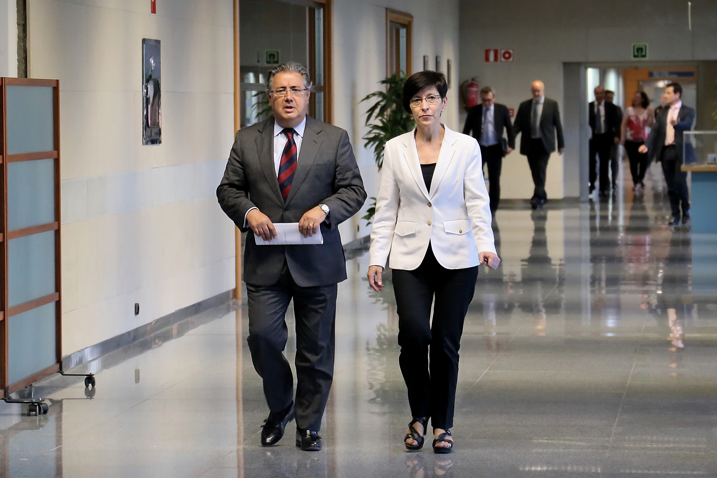 Irekia eusko jaurlaritza gobierno vasco ministerio for Director de seguridad ministerio del interior