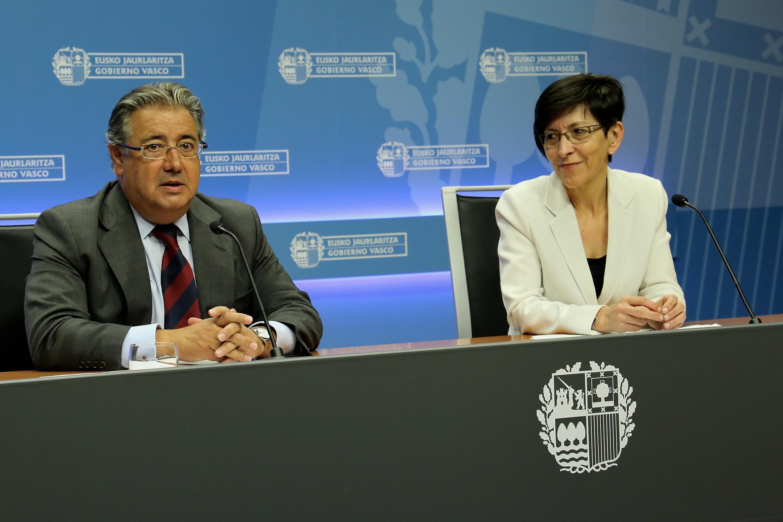 Irekia eusko jaurlaritza gobierno vasco ministerio for Ministerio del interior donde queda