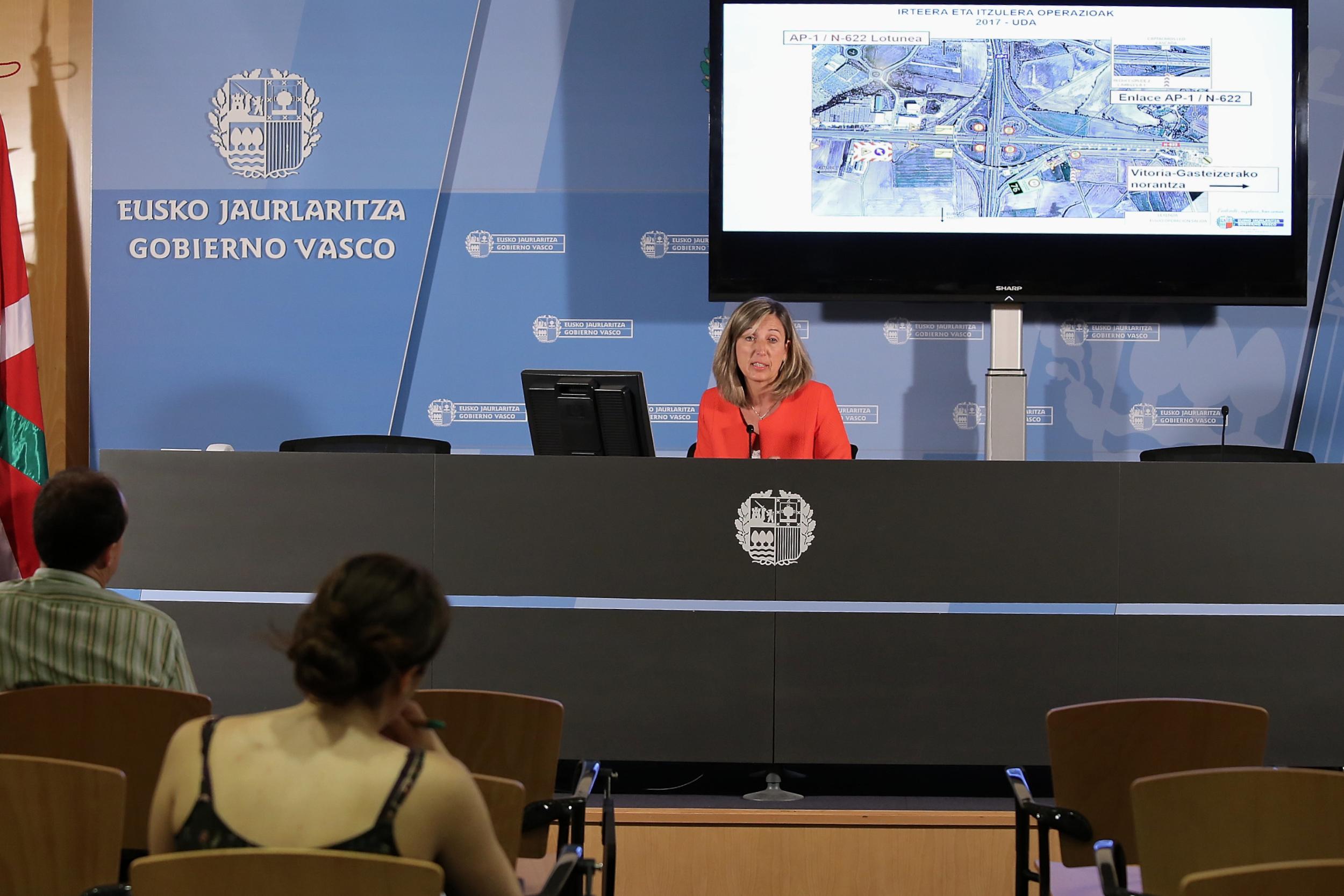 Irekia eusko jaurlaritza gobierno vasco la direcci n - Direccion de trafico en malaga ...