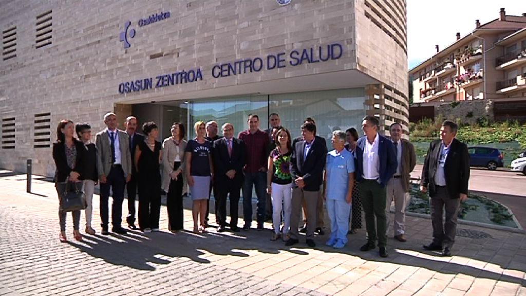 El nuevo y moderno Centro de Salud de Campezo entrará en funcionamiento el 20 de julio para mejorar la atención sanitaria en la Montaña Alavesa