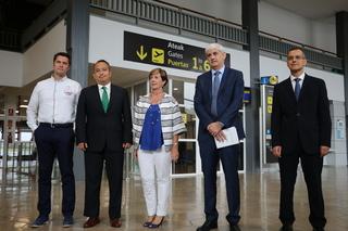 Tapia ortzibia conectividad aeropuerto