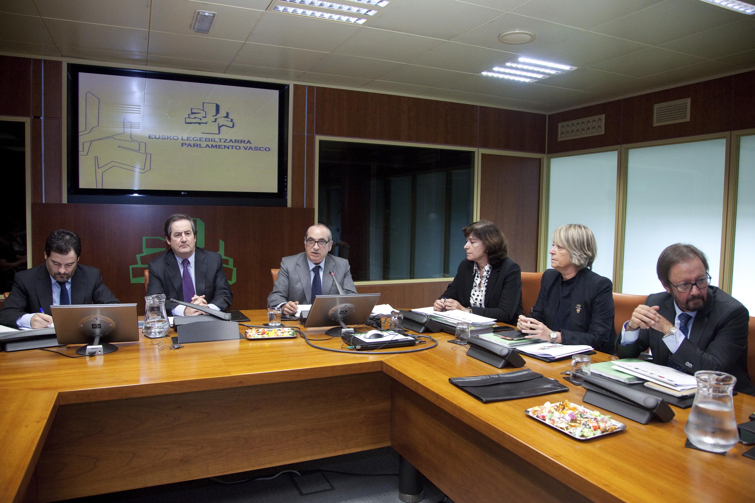 Irekia eusko jaurlaritza gobierno vasco el for Oficina de medio ambiente