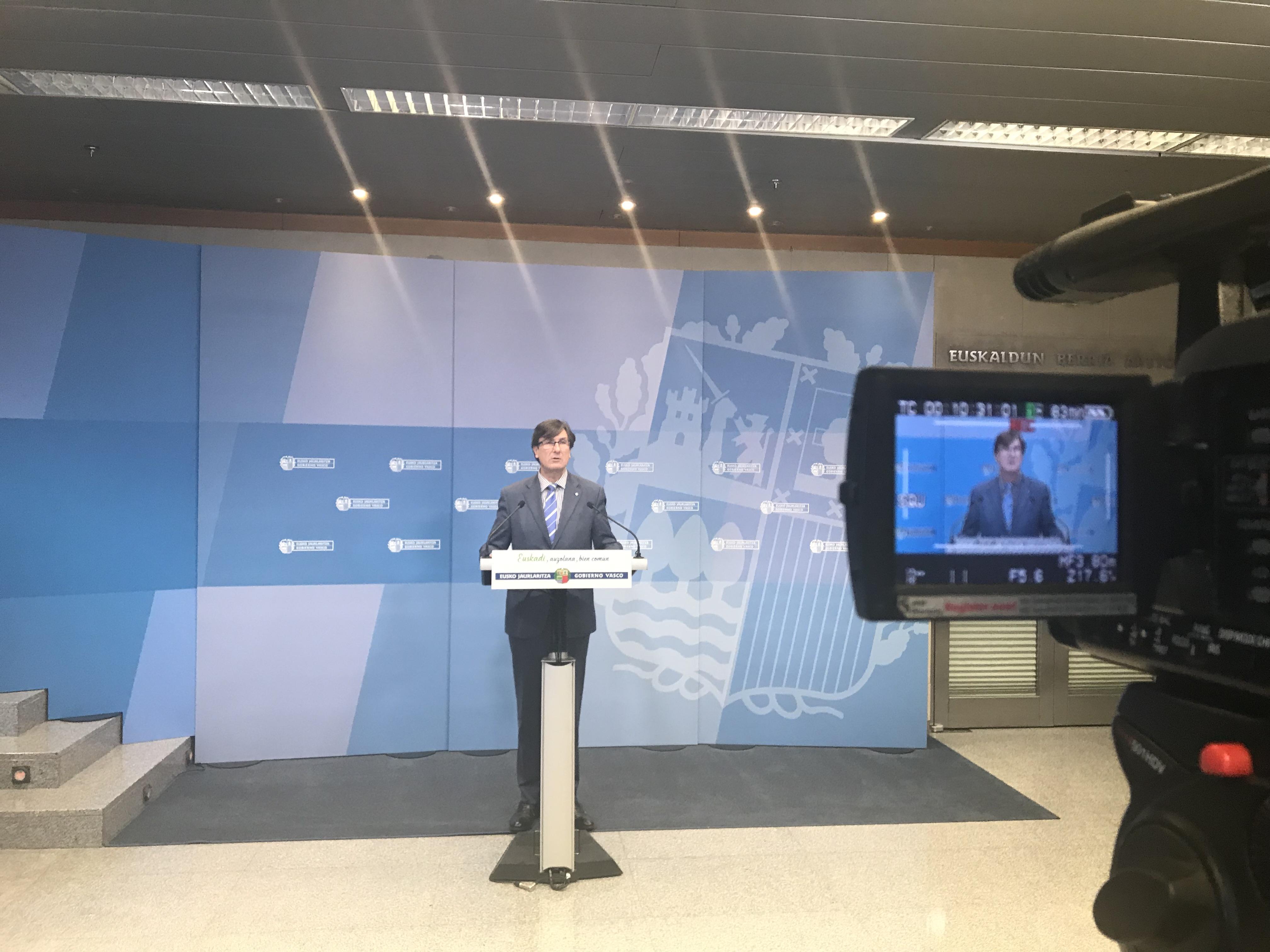 Irekia eusko jaurlaritza gobierno vasco comienza la for Mesa funcion publica