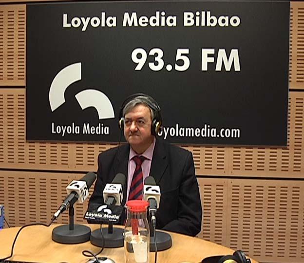 La economía vasca retornará hacia valores positivos en el año 2010 [0:39]