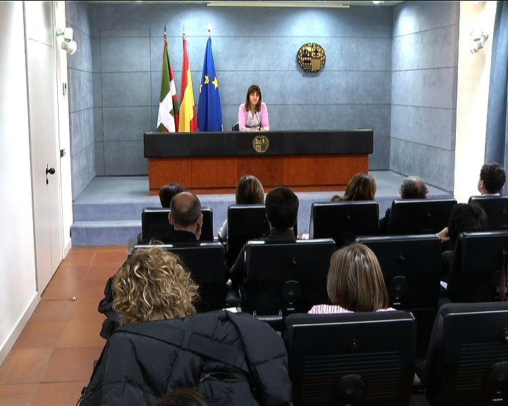El Gobierno Vasco aprovechará la presidencia española de la UE para afrontar las prioridades de Euskadi [1:28]