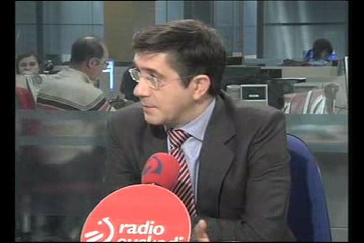 Entrevista al Lehendakari en Radio Euskadi  [0:34]