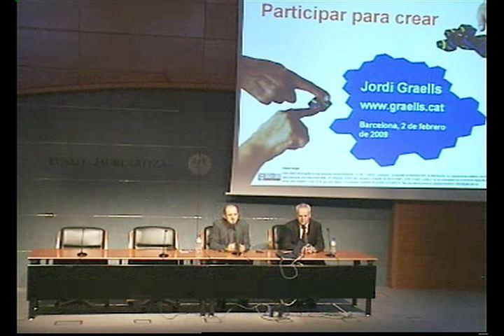 Jordi Graells-ek hasiera ematen dio Herri Administrazio barruan berrikuntza dinamizatzea helburu duten hitzaldien ziklo bati [105:54]