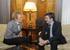 """El Lehendakari aprovechará la Cumbre Europea de Competitividad para """"hacer notar"""" la voz de Euskadi en Europa"""