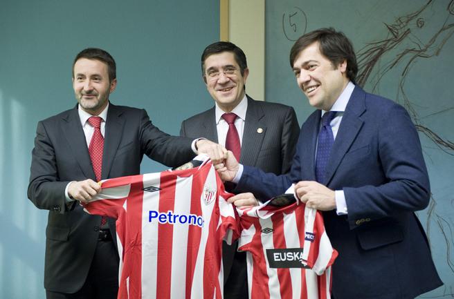 Presentada la nueva camiseta del Athletic