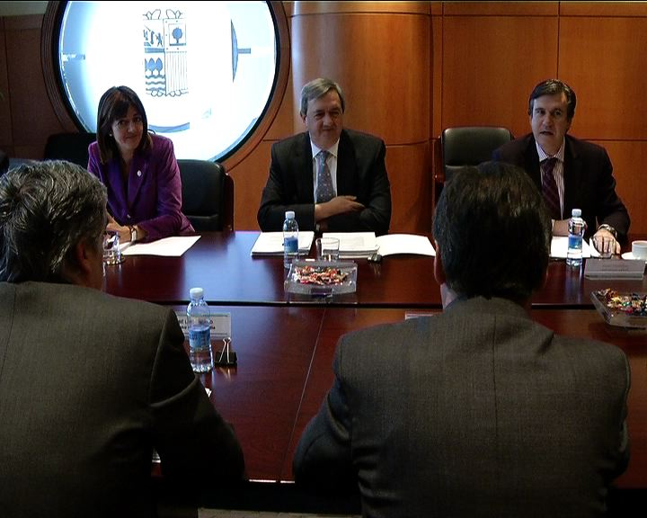 """El Consejo Vasco de Finanzas alcanza un acuerdo para recuperar la """"neutralidad"""" del sistema de aportaciones [1:10]"""