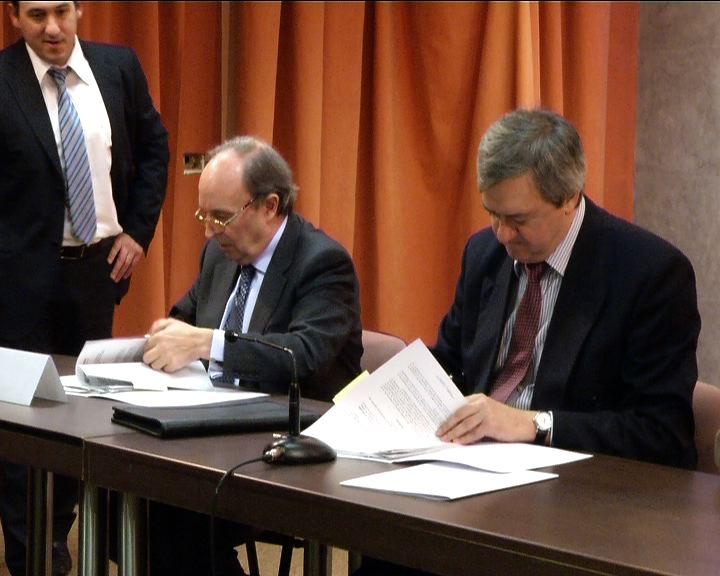 El Gobierno Vasco suscribe un acuerdo con 20 entidades financieras para facilitar créditos por 600 millones de euros a empresarios y autónomos [17:03]