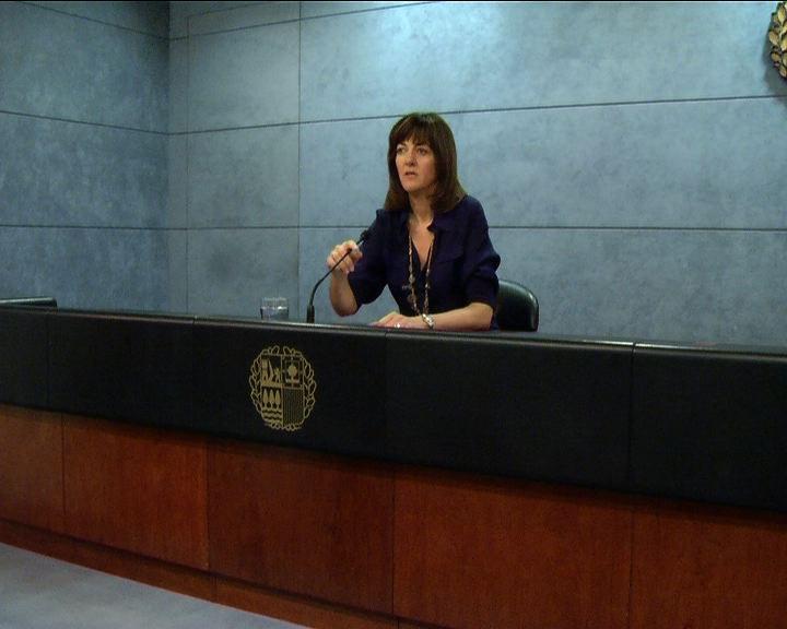 El Lehendakari hará entrega de la Cruz del Árbol de Gernika a los familiares del primer Lehendakari, José Antonio Aguirre  [3:15]