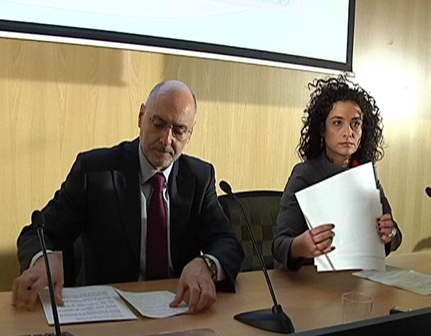 Presentación del informe anual sobre Violencia de Género en el País Vasco [0:34]