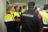 Policías catalanes visitan la Academia de Arkaute