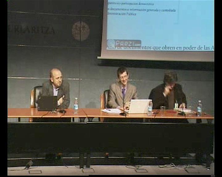 Jorge Campanillas y Javier de la Cueva protagonizarán el cuarto Taller de Innovación Pública [96:49]