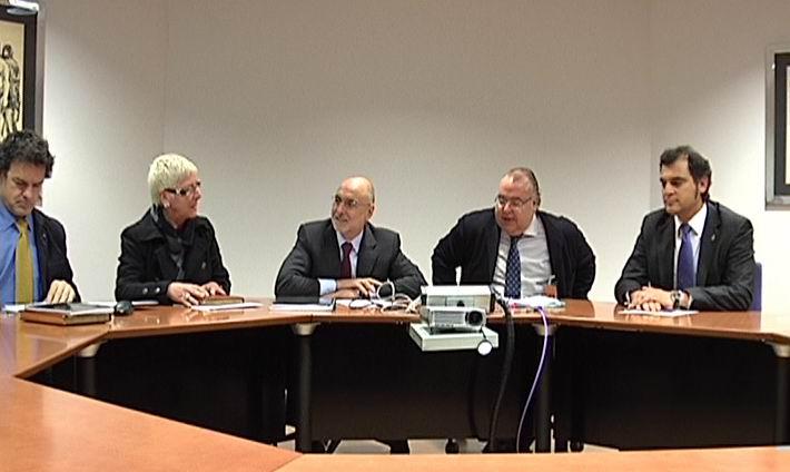 Constituido el Consejo Vasco de participación de las Víctimas del Terrorismo [0:40]
