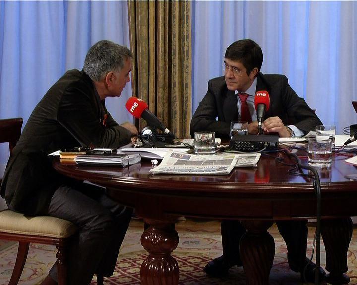"""Entrevista al Lehendakari en el programa """"En días como hoy"""" (RNE) [1:32]"""