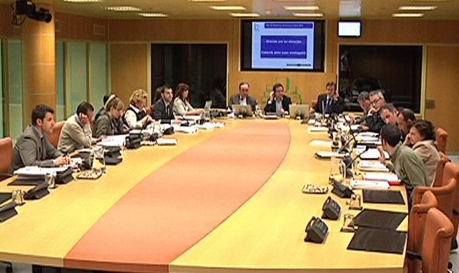 El Gobierno Vasco presenta el Plan de Adaptación del Comercio 2015 para mejorar la competitividad del sector