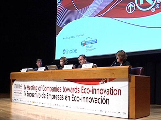 350 expertos debaten sobre el diseño ambiental de productos y servicios en el IV Congreso de ecodiseño y edificación Sostenible [0:43]