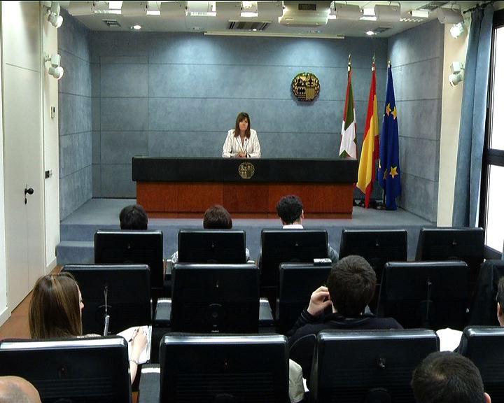 El Gobierno Vasco aprueba la Ley de Publicidad y Comunicación Institucional del País Vasco [1:22]