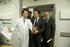 El Lehendakari inaugura el pabellón Aztarain del hospital de Basurto