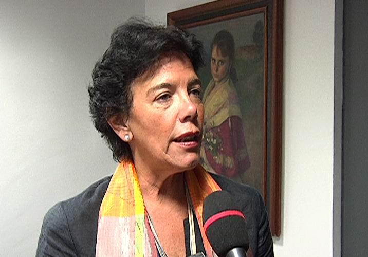 Valoración de Celaá sobre el informe del Plan de educación para la paz alcanzado por el Consejo Escolar de Euskadi [0:38]