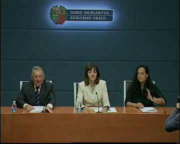 Acuerdo con el personal al servicio de la Administración de Justicia en Euskadi [31:48]