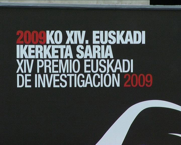 El Premio Euskadi de Investigación 2009 recae en José Luis de La Cuesta Arzamendi [57:19]