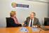 Euskotren y Railsider firman un acuerdo de colaboración para el desarrollo del transporte ferroviario de Mercancías