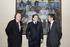 Lehendakariaren eta Europako Batzordearen presidente Durão Barrosoren arteko topaketa pribatua