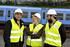 Eusko Jaurlaritzak Errenterian egongo den Fanderiako geltokia eraikitzeko hondeaketa lanak hasi ditu