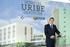 Urdulizko Uribe ospitaleko lehen harria jartzea