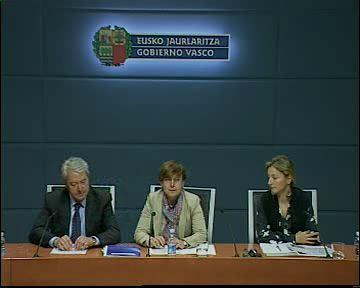El Gobierno Vasco fomentará que las empresas cambien los horarios para que sus empleados concilien mejor vida laboral y familiar [27:23]