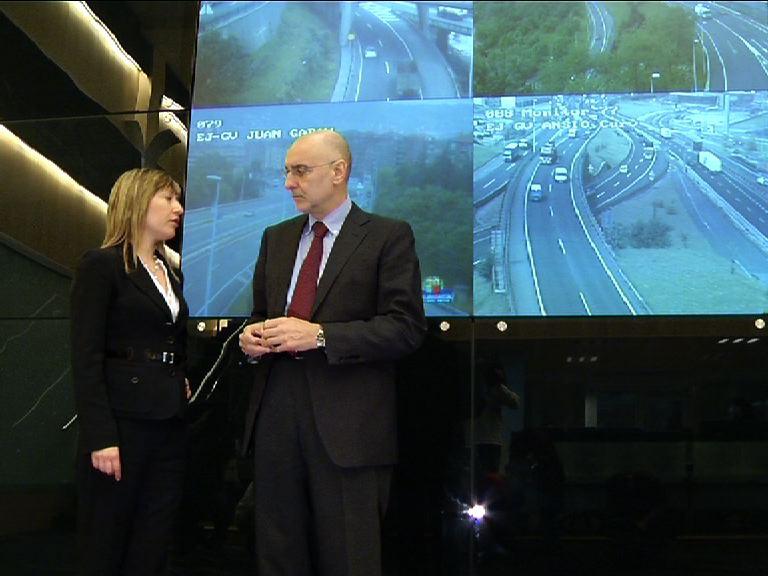 """El Plan Estratégico de Seguridad Vial tratará de acercarse al """"umbral de cero muertos en las carreteras"""" [0:31]"""
