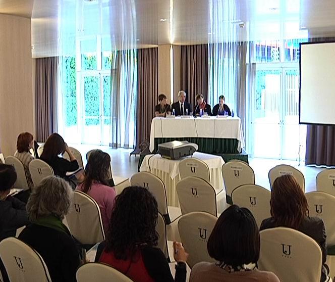 Gemma Zabaleta inaugura el VII Foro para la Igualdad [1:57]